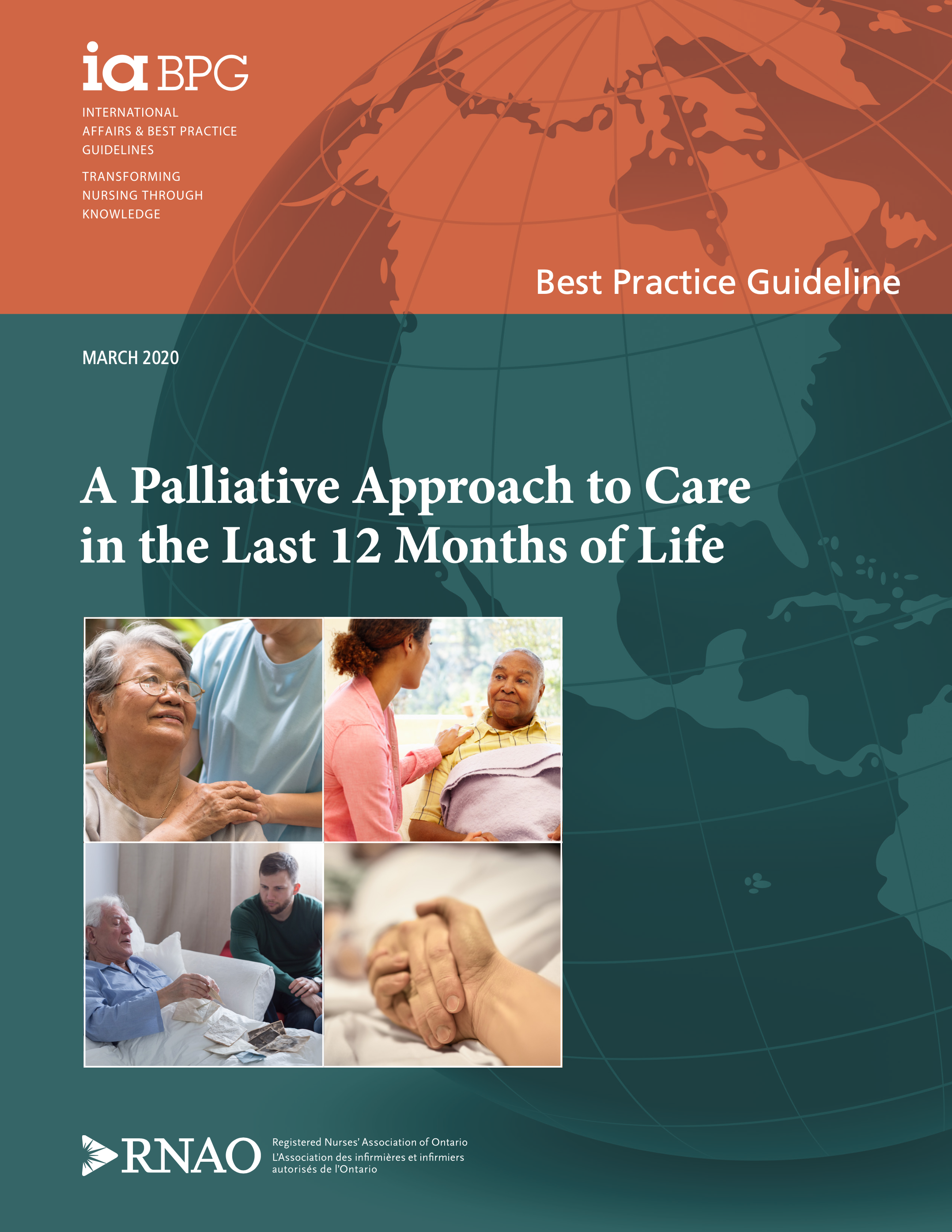 A Palliative Approach to Care in the Last 12 Months of Life BPG (2020) Title Page
