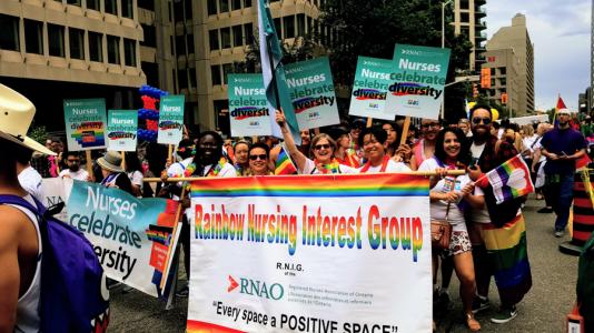 Toronto pride parade 2019